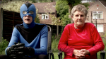 ROGER THE REAL LIFE SUPERHERO directed by Cathy Macdonald